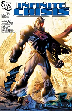 Infinite Crisis (2005-2006) No.6 (sur 7)