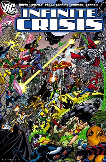 Infinite Crisis (2005-2006) #7 (of 7)