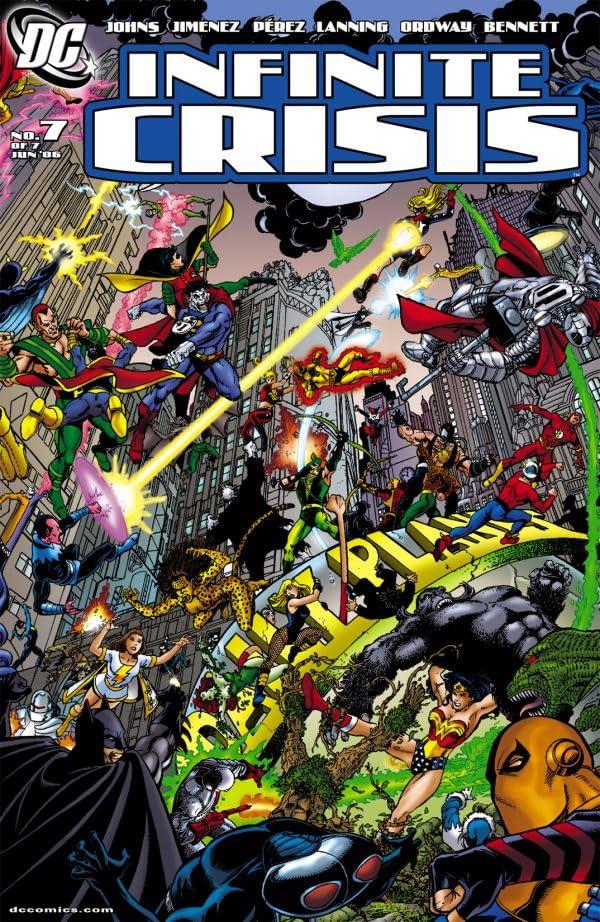 Infinite Crisis (2011) #7