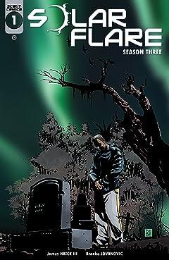 Solar Flare #1: Season Three