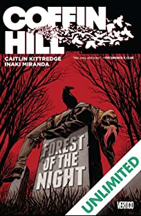 Coffin Hill (2013-2015) Vol. 1: Forest of the Night