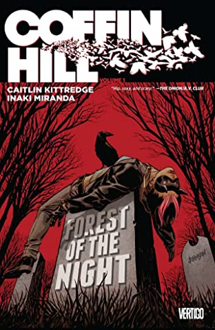 Coffin Hill (2013-2015) Tome 1: Forest of the Night