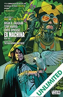 Ex Machina: Book Two