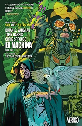 Ex Machina: Book Two