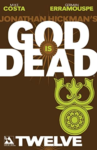 God Is Dead #12