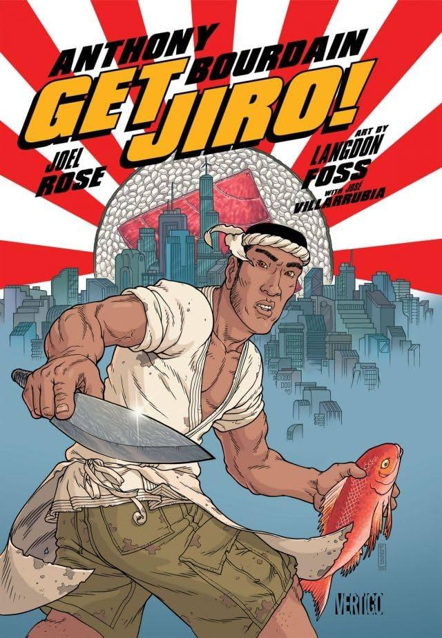 Get Jiro!