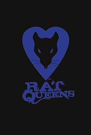 Rat Queens Deluxe Edition Vol. 3