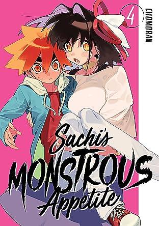 Sachi's Monstrous Appetite Tome 4