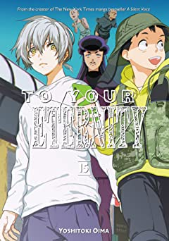 To Your Eternity Vol. 15