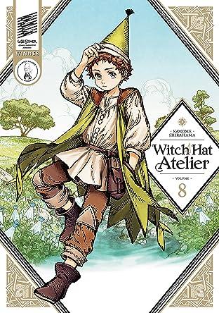 Witch Hat Atelier Vol. 8