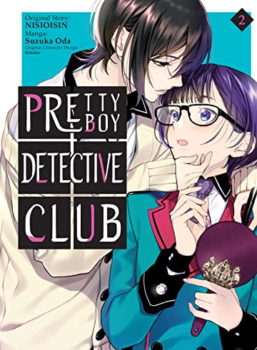 Pretty Boy Detective Club Vol. 2