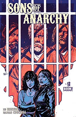 Sons of Anarchy No.9