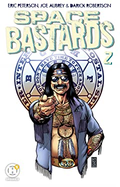 Space Bastards Tome 2