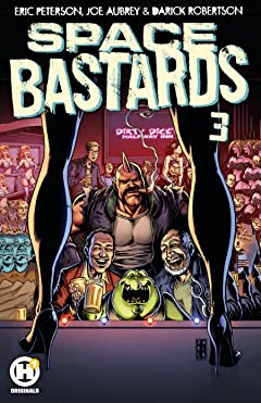 Space Bastards Tome 3