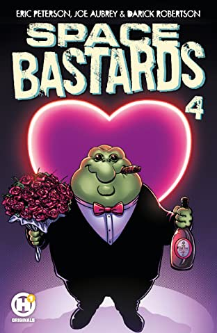 Space Bastards Tome 4
