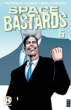 Space Bastards Tome 6