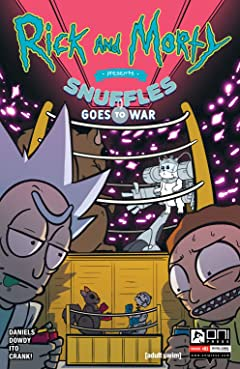 Rick and Morty Presents: Snuffles Goes to War #1