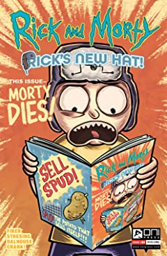 Rick and Morty #4: Rick's New Hat