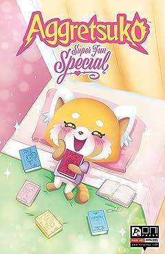Aggretsuko Super Fun Special Issue