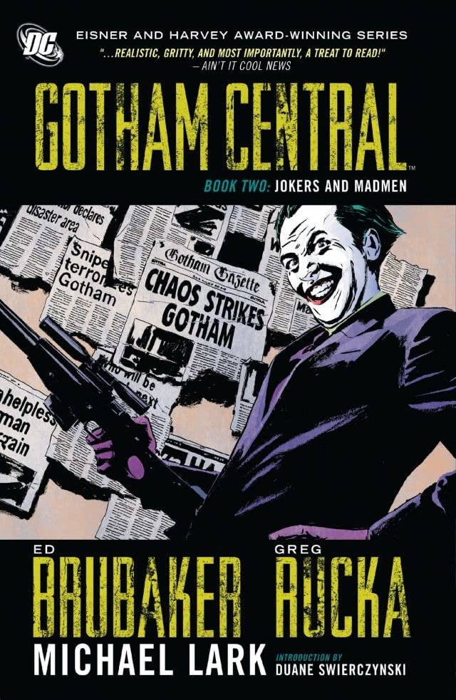 Gotham Central: Book 2: Jokers and Madmen