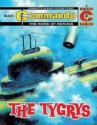 Commando #5475: The Tygrys