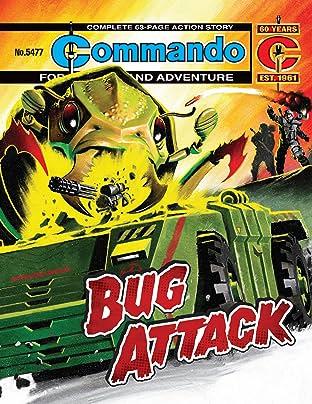 Commando #5477: Bug Attack