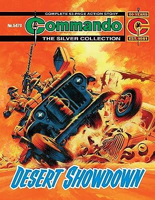 Commando #5478: Desert Showdown