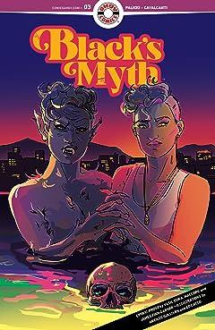 Black's Myth No.3