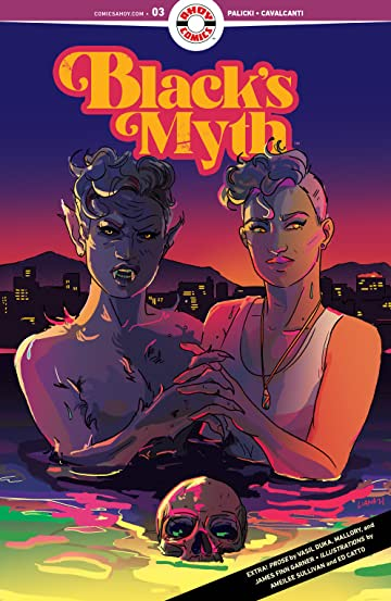 Black's Myth #3