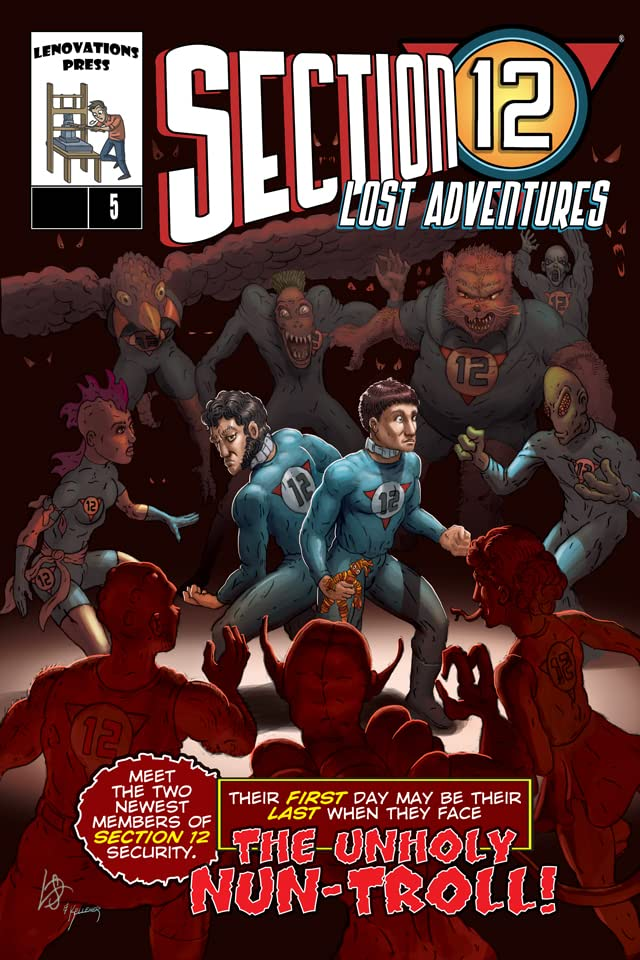 Section 12 (Lost Adventures) #5