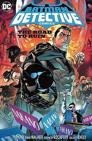 Batman: Detective Comics (2016-) Vol. 6: Road to Ruin