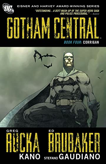 Gotham Central: Book 4: Corrigan