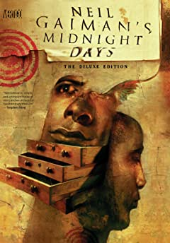 Neil Gaiman's Midnight Days Deluxe Edition