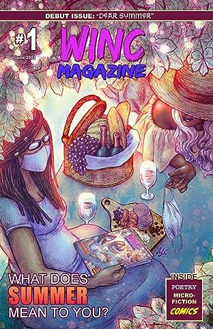 WinC Magazine Summer 2021 Vol. 1: Dear Summer