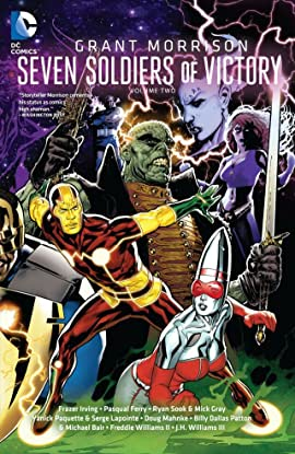 Seven Soldiers of Victory: Book Two