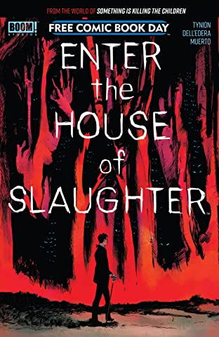 Enter the House of Slaughter FCBD 2021