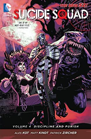Suicide Squad (2011-2014) Vol. 4: Discipline and Punish