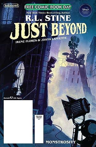 Just Beyond FCBD 2021