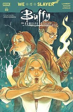 Buffy the Vampire Slayer #30