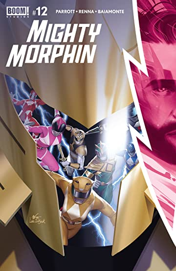Mighty Morphin #12
