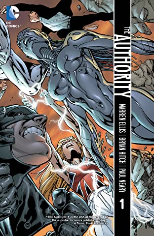 The Authority (1999-2002) Tome 1