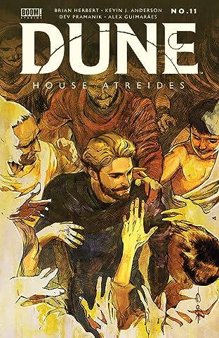 Dune: House Atreides No.11