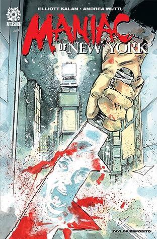 Maniac of New York: The Death Train