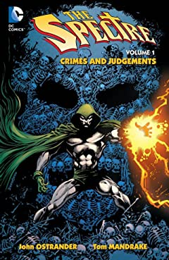 The Spectre (1992-1998) Vol. 1: Crimes and Judgements