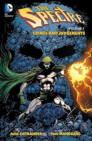 The Spectre (1992-1998) Vol. 1: Crimes and Judgements