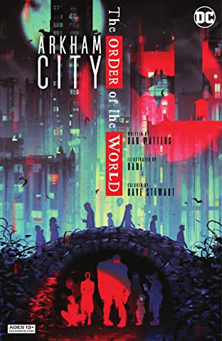 Arkham City: The Order of the World (2021-) #1