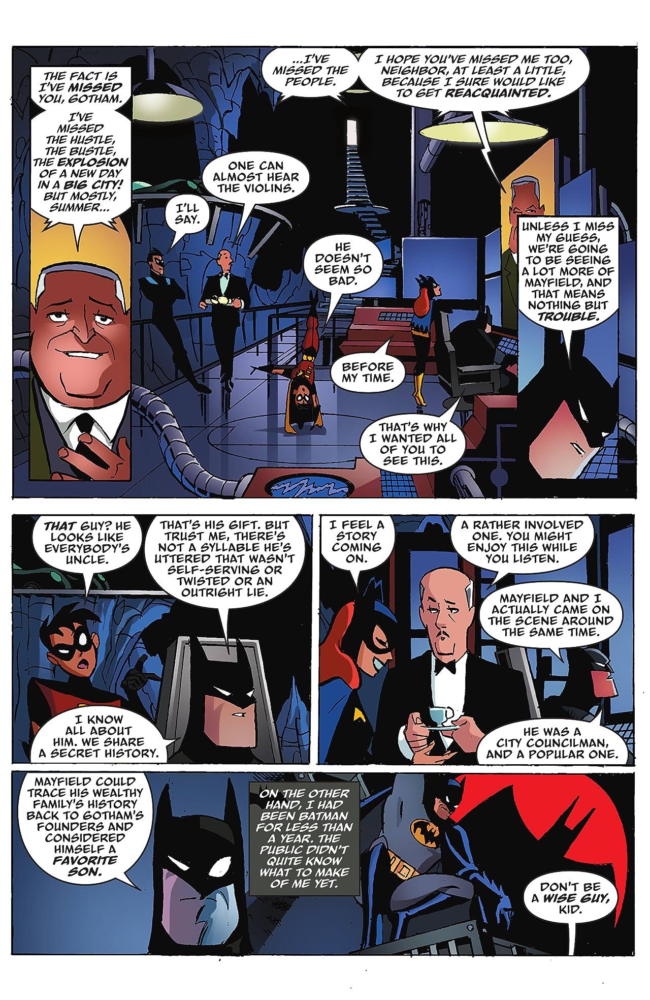 Batman: The Adventures Continue (2020-) No.5: Season Two