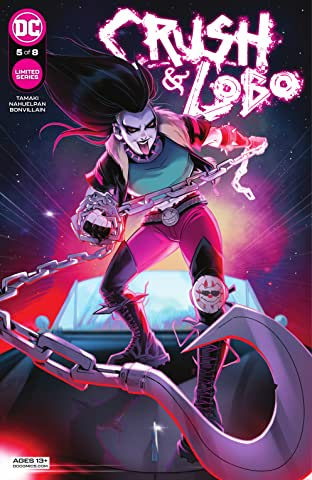 Crush & Lobo (2021-) #5