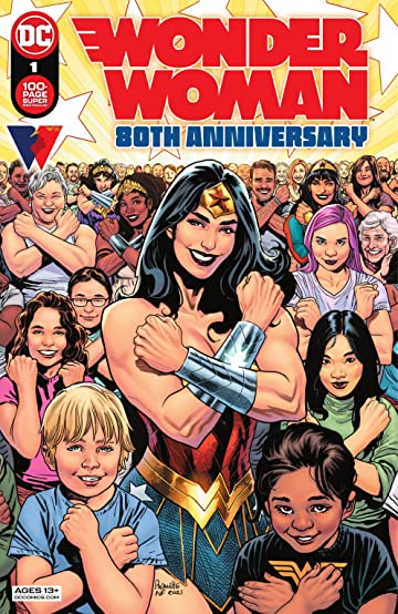 Wonder Woman 80th Anniversary 100-Page Super Spectacular (2021) #1