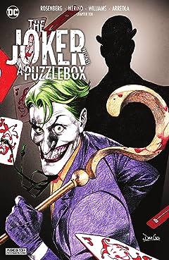 The Joker Presents: A Puzzlebox (2021-) #10
